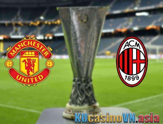Manchester Utd vs AC Milan, 12/03/2021 - Europa League