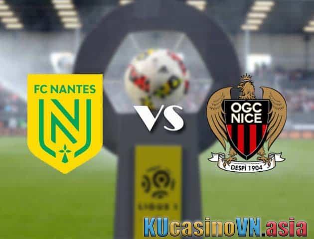 Nantes vs Nice, 4/4/2021 - Giải vô địch quốc gia Pháp [Ligue 1]