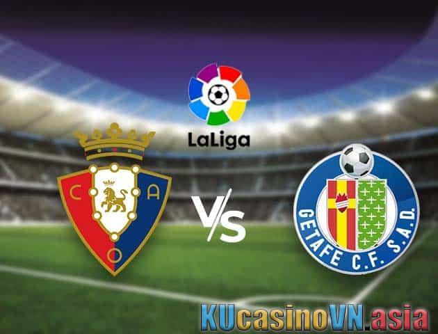 Osasuna vs Getafe, 04/04/2021 - Giải vô địch quốc gia Tây Ban Nha
