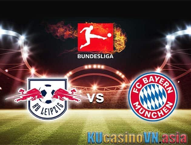 RB Leipzig vs Bayern Munich, ngày 3 tháng 4 năm 2021 - Bóng đá quốc gia Đức [Bundesliga]