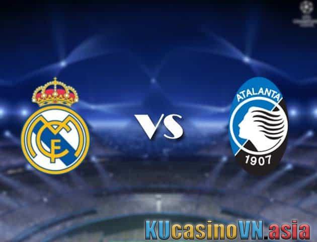 Real Madrid vs Atalanta, ngày 17 tháng 3 năm 2021 - Cúp C1 châu Âu