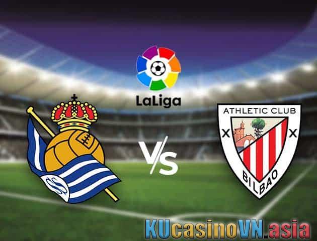 Real Sociedad vs Athletic Bilbao, ngày 8 tháng 4 năm 2021 - Giải vô địch quốc gia Tây Ban Nha