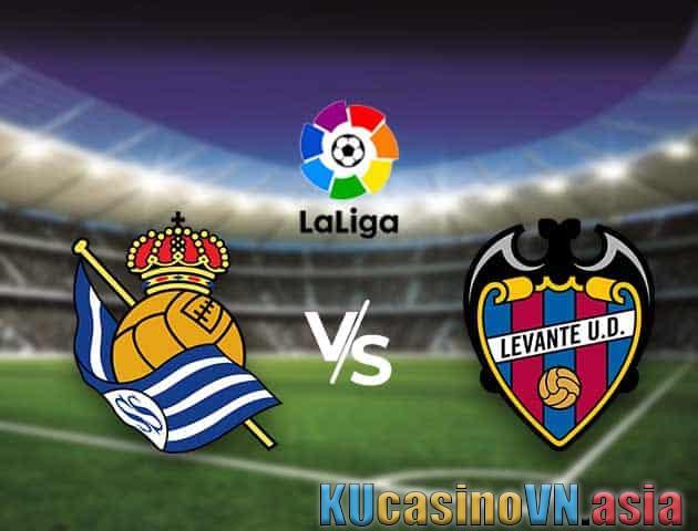 Real Sociedad vs Levante, 8/3/2021 - Giải vô địch quốc gia Tây Ban Nha