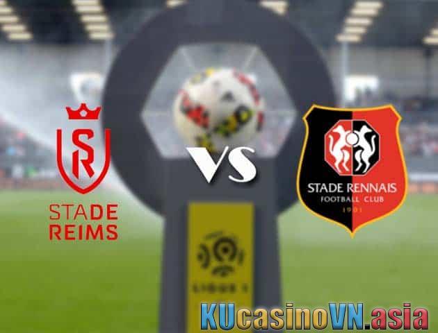 Tỷ lệ Reims vs Rennes, 4/4/2021 - Giải vô địch quốc gia Pháp [Ligue 1]