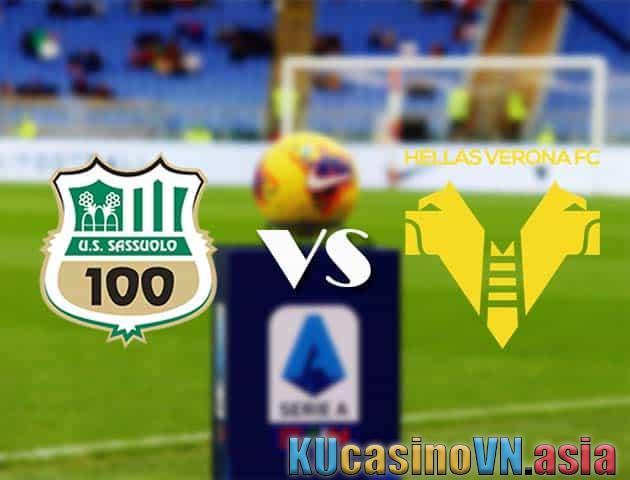 Sassuolo vs Hellas Verona, 13/3/2021 - Giải vô địch quốc gia Ý [Serie A]