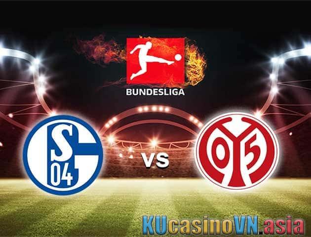 Kèo tỷ số Schalke 04 vs Mainz 05, 6/3/2021 - Giải vô địch quốc gia Đức [Bundesliga]
