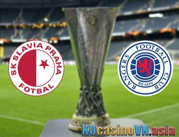 Slavia Prague vs Rangers, 12/03/2021 - Europa League
