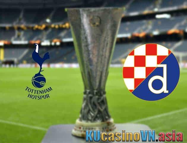 Tottenham vs Dinamo Zagreb, 12/03/2021 - Europa League