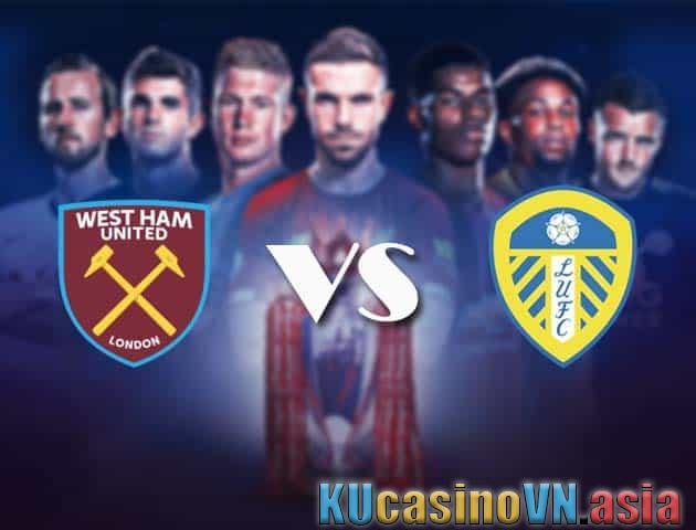 West Ham vs Leeds, 3/9/2021 - Ngoại hạng Anh