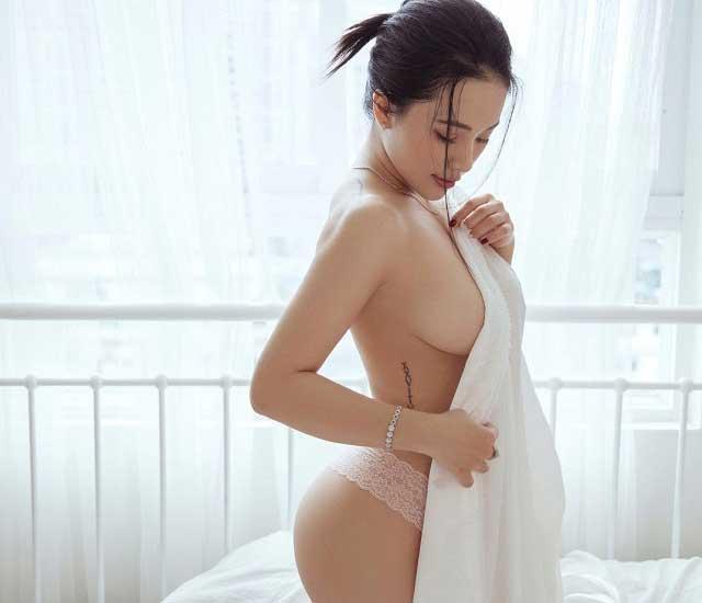 anh nong nguyen thu thuy - Đường con cuốn hút của hot girl ảnh nóng Nguyễn Thu Thủy