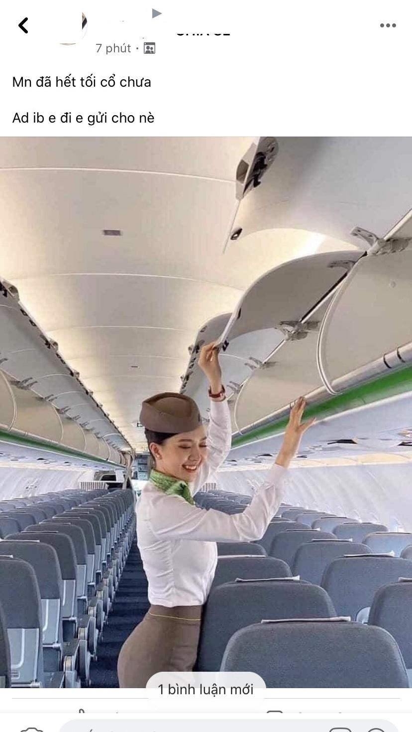 Tiếp viên hàng không Bamboo