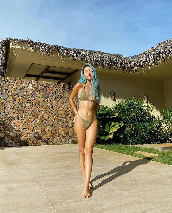 Top ảnh Quỳnh Anh Shyn tại resort