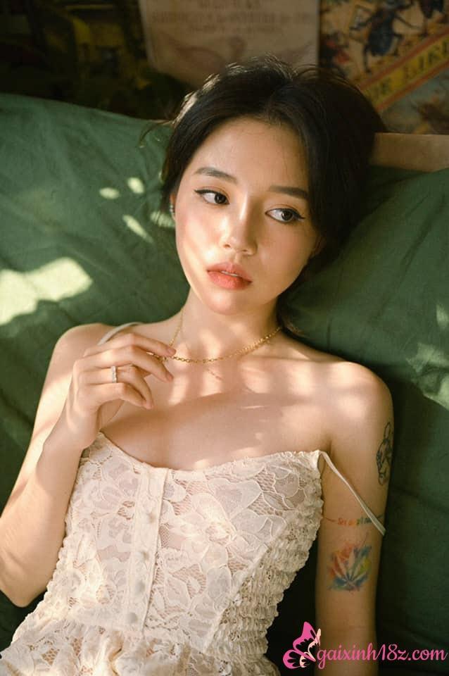 Linh Ngọc Đàm cô dâu