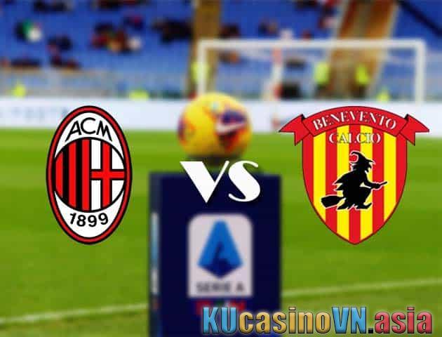 AC Milan vs Benevento, 2/5/2021 - Giải VĐQG Ý [Serie A]