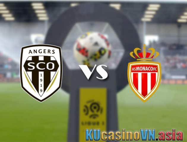 Angers v Monaco, 25/04/2021 - Ligue 1 [Ligue 1]