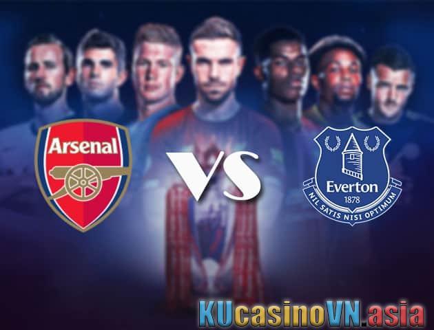 Tỷ lệ: Arsenal v Everton, ngày 24 tháng 4 năm 2021 - Ngoại hạng Anh