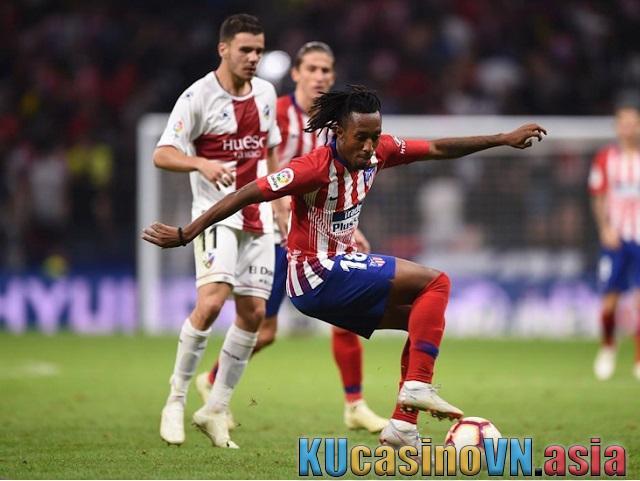 Phân tích Atletico Madrid vs Huesca