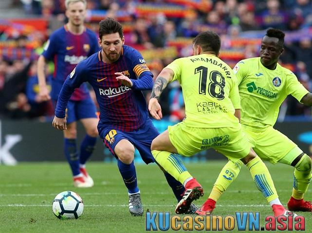 Phân tích Barcelona vs Getafe
