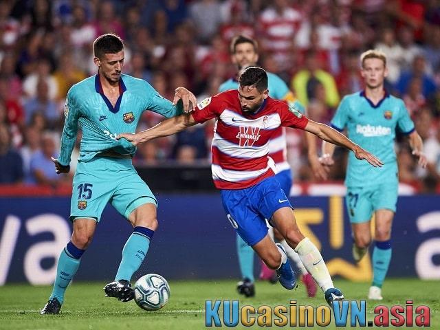 Phân tích trận bóng Barcelona vs Granada