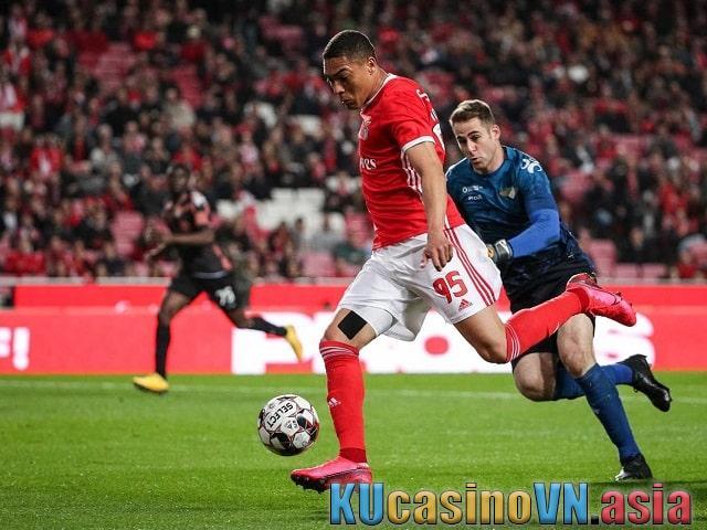 Phân tích trận bóng Benfica vs Santa Clara