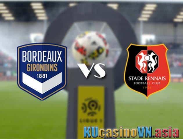 Bordeaux vs Rennes, 2/5/2021 - Giải vô địch quốc gia Pháp [Ligue 1]