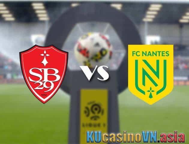 Brest vs Nantes, 2/5/2021 - Giải vô địch quốc gia Pháp [Ligue 1]