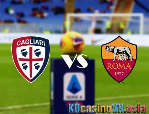 Cagliari v Roma, ngày 25 tháng 4 năm 2021 - Giải VĐQG Ý [Serie A]