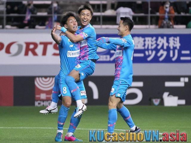 Phân tích trận bóng Cerezo Osaka vs Sagan Tosu