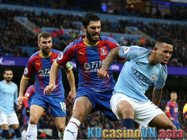 Phân tích Crystal Palace vs Manchester City