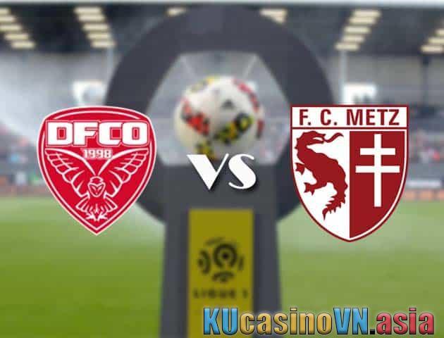 Dijon vs Metz, 2/5/2021 - Giải VĐQG Pháp [Ligue 1]