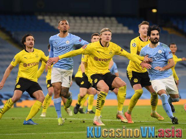 Phân tích trận đấu Dortmund vs Manchester City