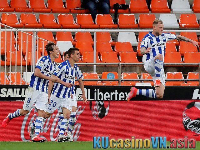 Phân tích trận bóng Eibar vs Alaves