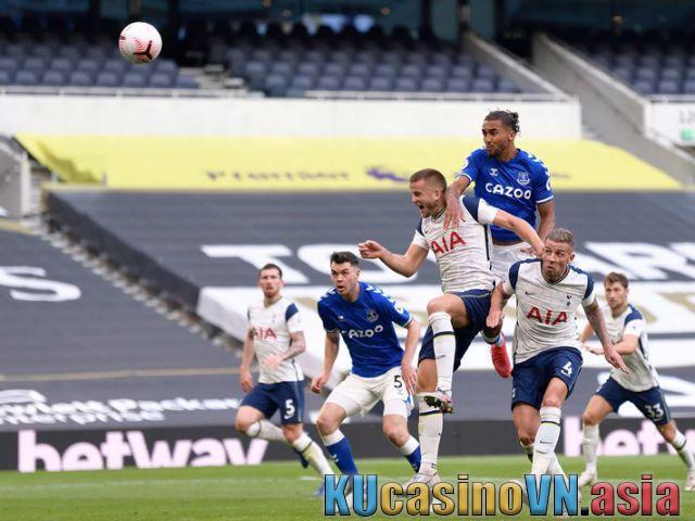 Phân tích trận đấu Everton vs Tottenham