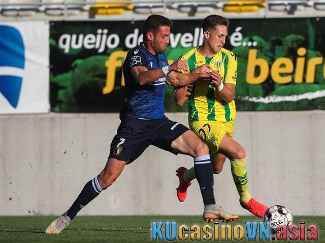 Phân tích trận bóng Famalicao vs Tondela