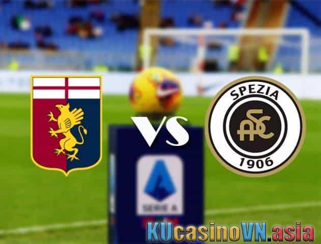 Genoa - Spezia, ngày 24 tháng 4 năm 2021 - Giải VĐQG Ý [Serie A]