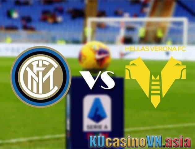 Inter Milan v Hellas Verona, ngày 25 tháng 4 năm 2021 - Giải VĐQG Ý [Serie A]
