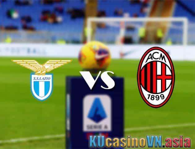 Kèo Lazio vs Milan, ngày 27 tháng 4 năm 2021 - Bóng đá Quốc gia Ý [Serie A]