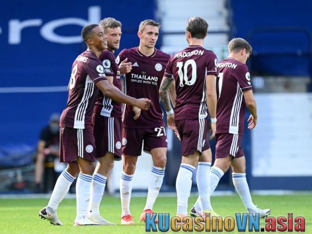 Phân tích trận đấu Leicester vs West Brom