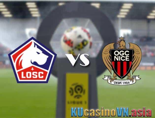 Lille vs Nice, 2/5/2021 - Giải vô địch quốc gia Pháp [Ligue 1]