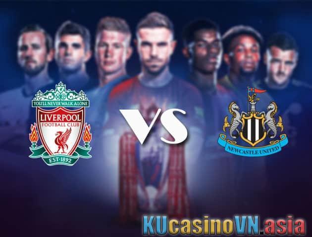 Liverpool v Newcastle, ngày 24 tháng 4 năm 2021 - Ngoại hạng Anh