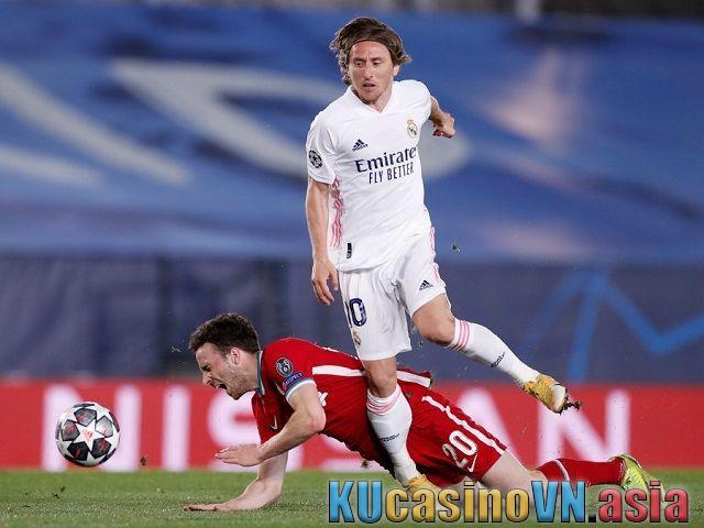 Phân tích trận đấu Liverpool vs Real Madrid