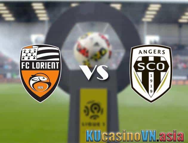 Lorient vs Angers, 2/5/2021 - Giải vô địch quốc gia Pháp [Ligue 1]