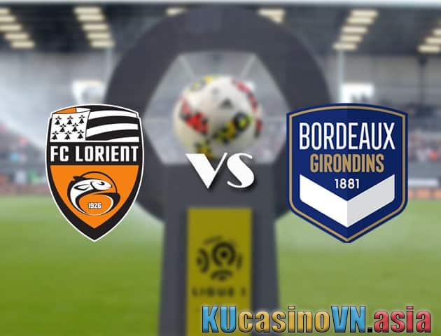 Lorient v Bordeaux ngày 25 tháng 4 năm 2021 - Ligue 1 [Ligue 1]