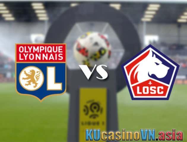 Lyon v Lille ngày 26 tháng 4 năm 2021 - Ligue 1 [Ligue 1]