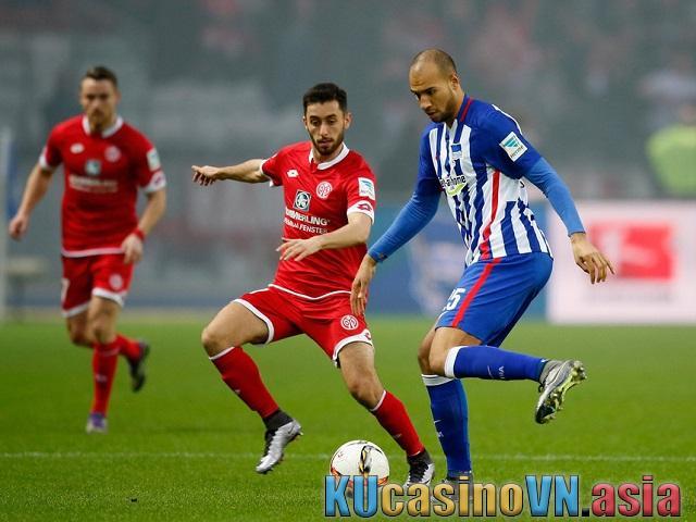 Phân tích trận đấu Mainz vs Hertha Berlin