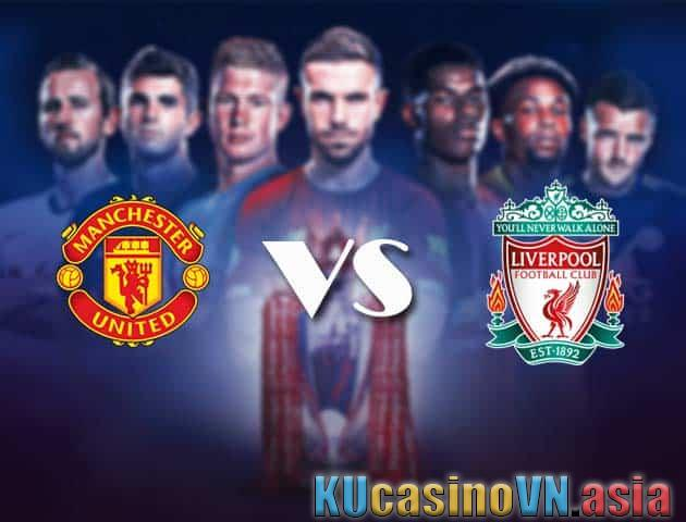 Manchester United vs Liverpool, 2/5/2021 - Ngoại hạng Anh