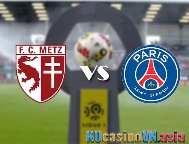 Metz v PSG, 24/04/2021 - Ligue 1 [Ligue 1]