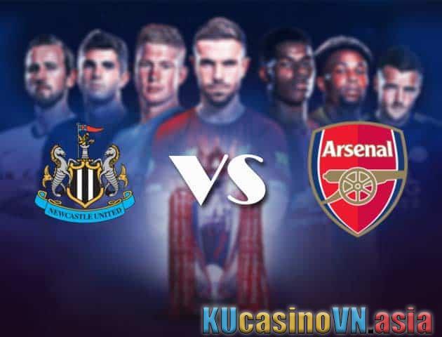 Newcastle vs Arsenal, 2/5/2021 - Ngoại hạng Anh