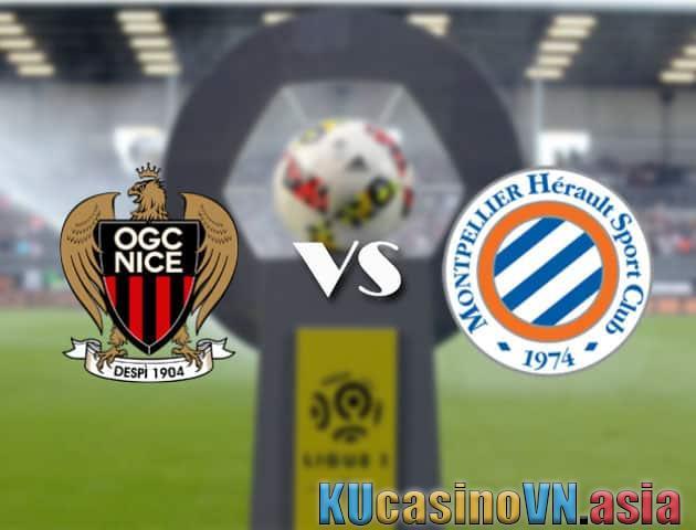 Nice v Montpellier 25 tháng 4 năm 2021 - Ligue 1 [Ligue 1]