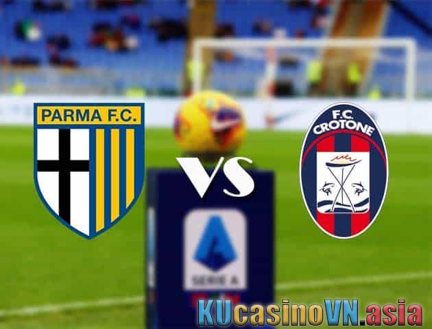 Parma v Crotone, ngày 24 tháng 4 năm 2021 - Giải VĐQG Ý [Serie A]